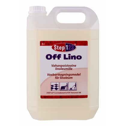 Step 1 Off Lino, 5l 091301